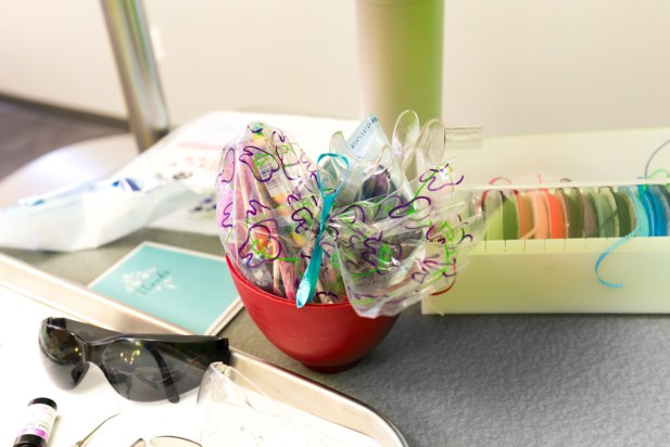 bag in a bowl Ossi Orthodontics Jacksonville and St. Augustine Florida Orthodontist