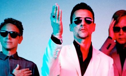 Nuevo disco de Depeche Mode a la venta en marzo