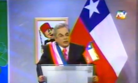 """Peruanos imitan a Piñera. """"Las Verdaderas intenciones chilenas"""" (HUMOR)."""
