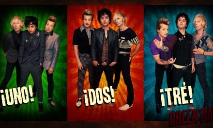 """Escucha el disco """"Tré"""" de Green Day"""