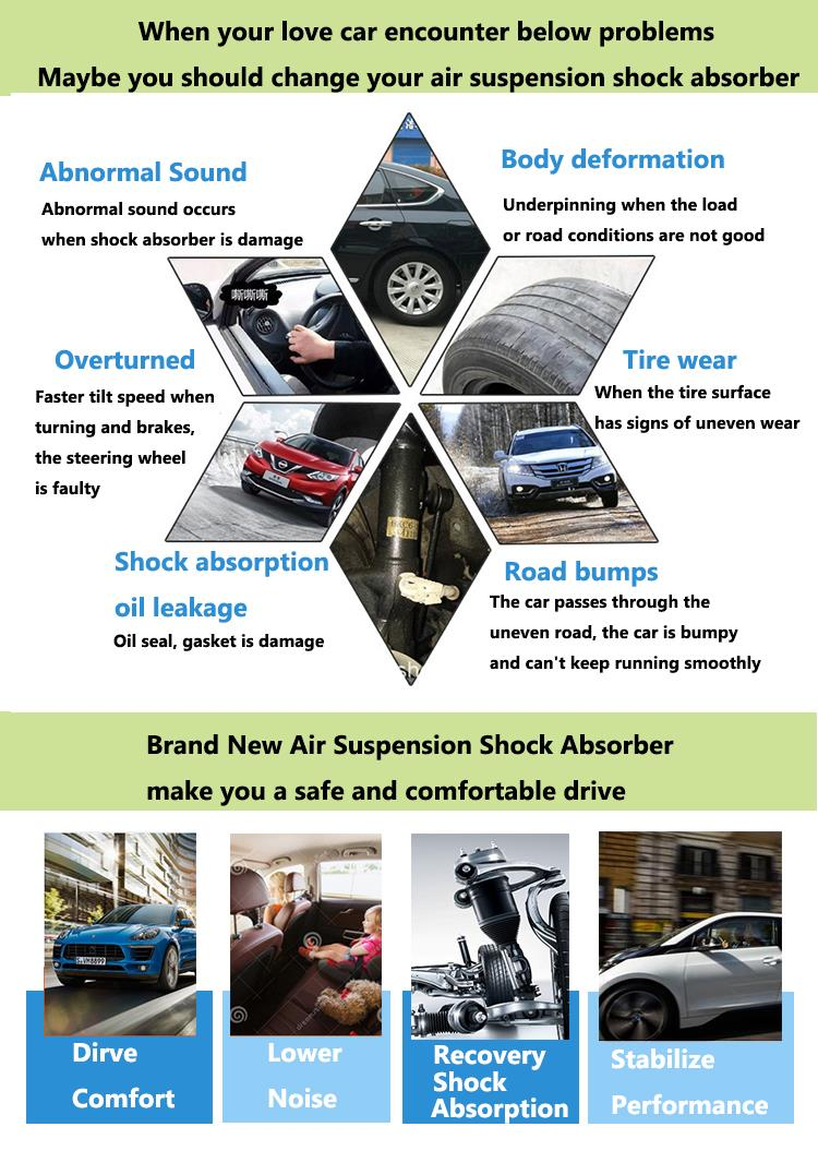 hight resolution of air suspension problems