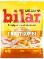 AHLGRENS BILAR FRUKTKOMBI HEDELMÄ 125G