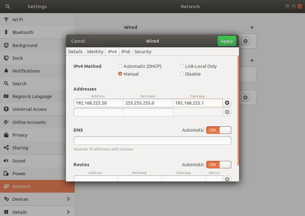 How To Configure IP Address In Ubuntu 18.04 LTS