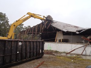 Construction Site Work - Demolition Services
