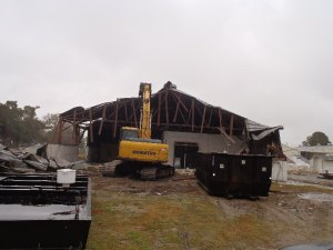 Commercial Construction Demolition Services