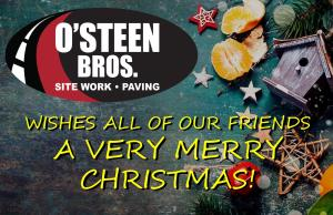 O'Steen Brothers Merry Christmas