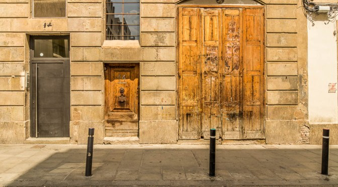 Thursday Doors: Barcelona #2
