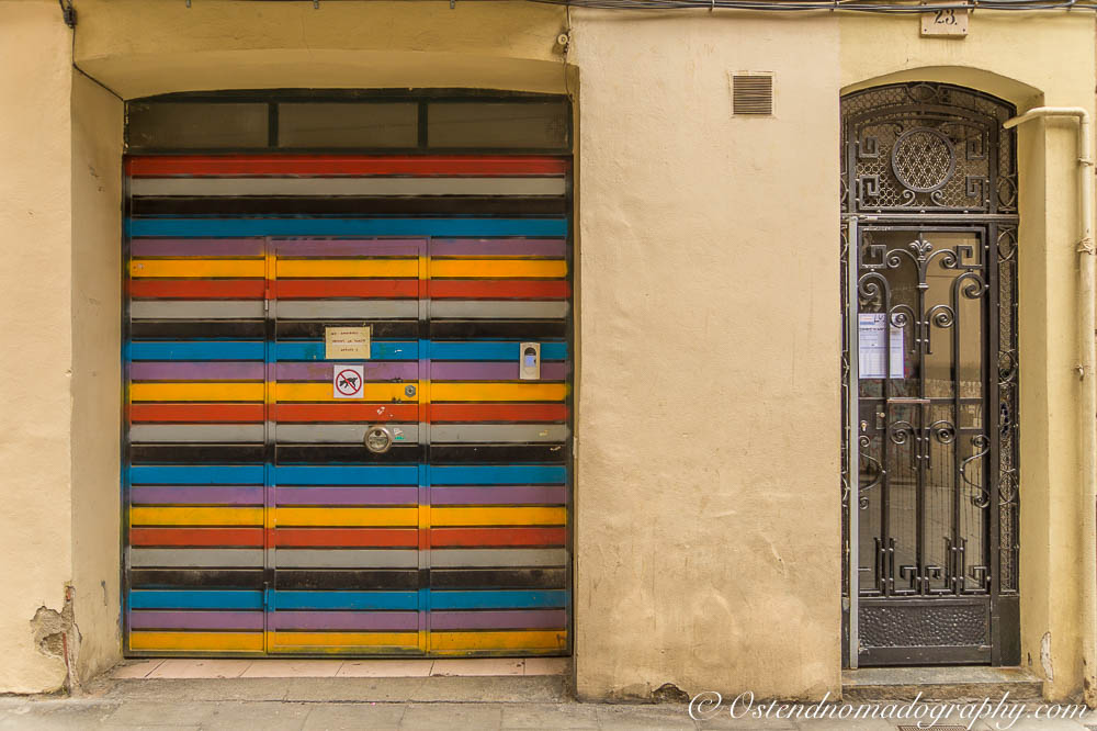 Thursday Doors: Barcelona #6