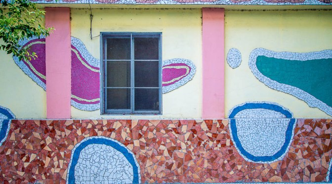 The Mosaic Houses of Barracas
