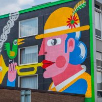 Kaleidoscope Street Art Festival in Torhout (BE)