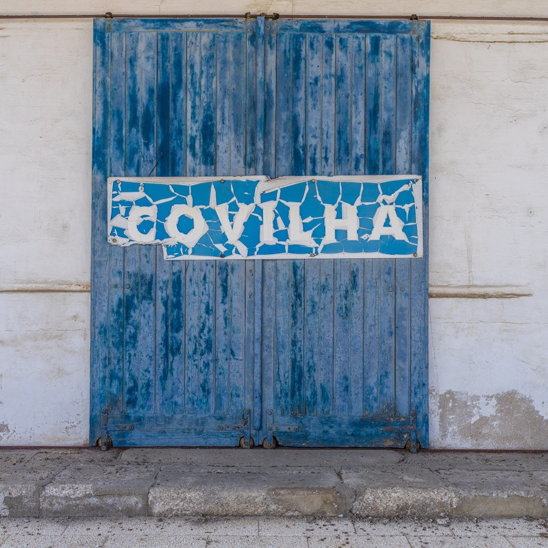 Thursday Doors: Covilhã