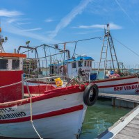 20 Pictures That Will Make You Want To Visit The Fishing Village of Santa Luzia