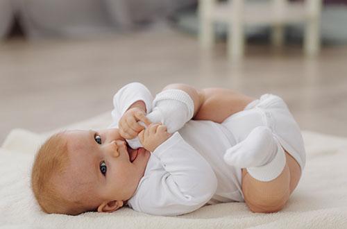 Bébé levres