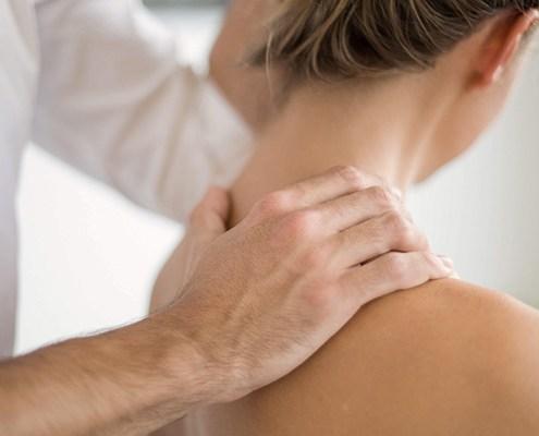 Ostéopathe nuque douleurs