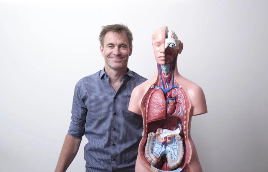 Roelof Wielinga, osteopaat in Amsterdam