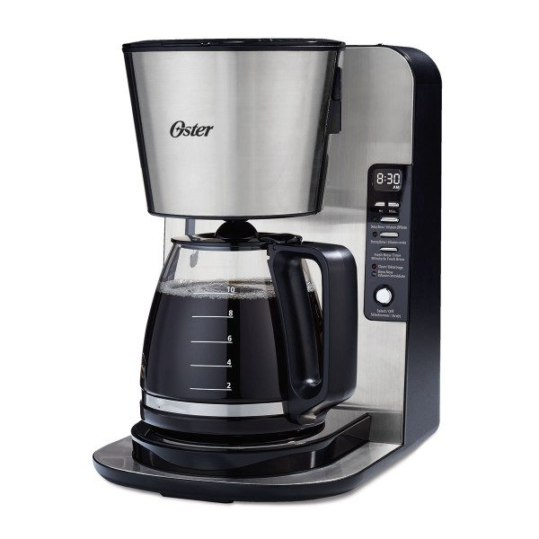 Oster 12-cup Programmable Coffee Maker Stainless Steel - Bvstabx39-033 Canada