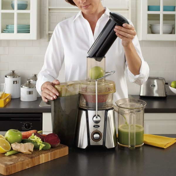 Oster 1000 Watt Ssimple 5-speed Easy Juice Extractor