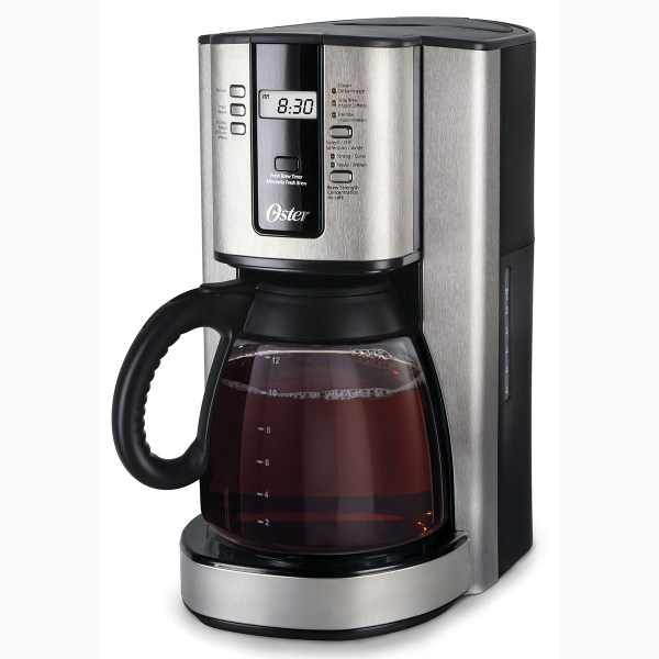 Oster 12-cup Programmable Coffee Maker Bvsttjx37-033 Parts Canada