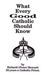 What Every Good Catholic Should Know