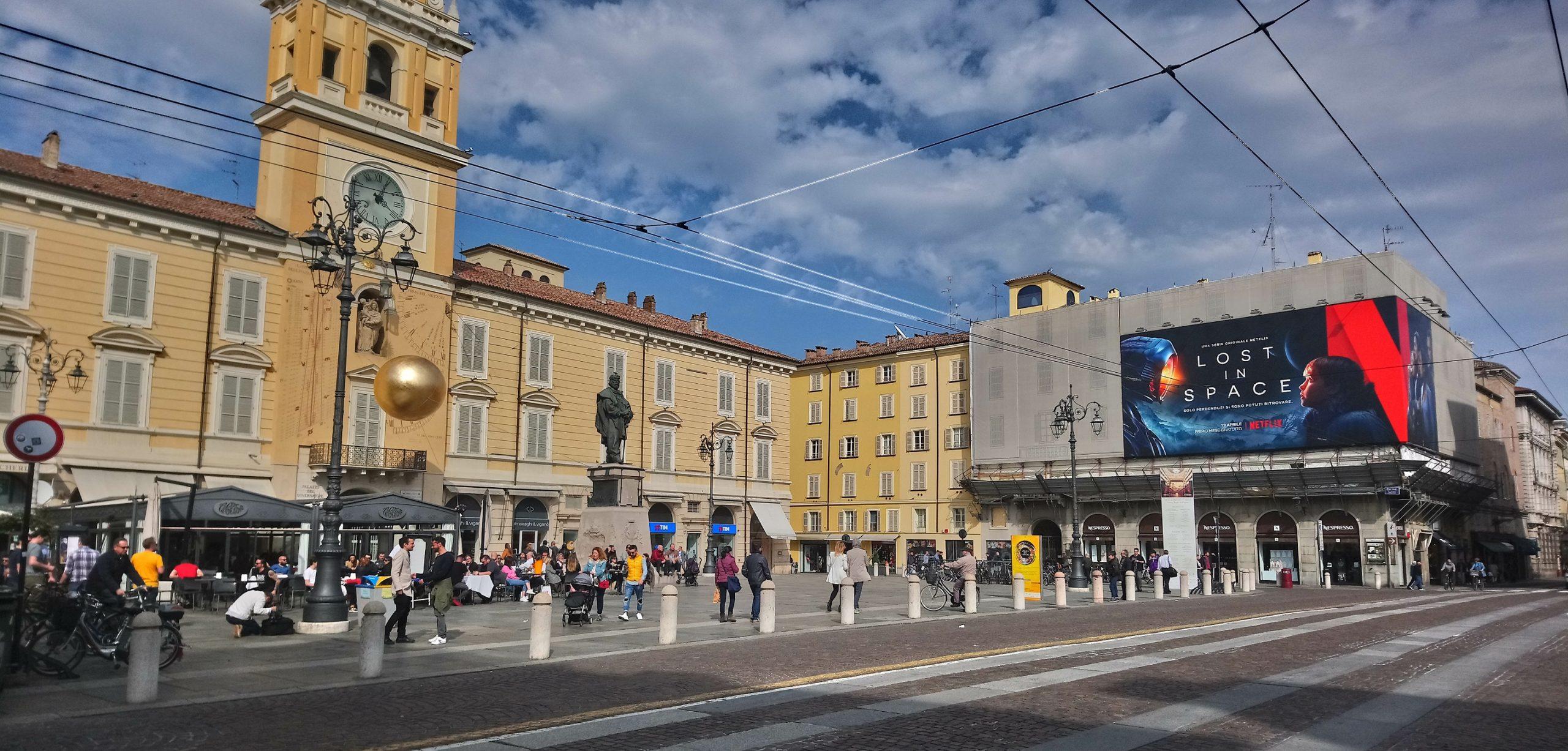 Migliori Trattorie a Parma? Antica Osteria della Ghiaia..