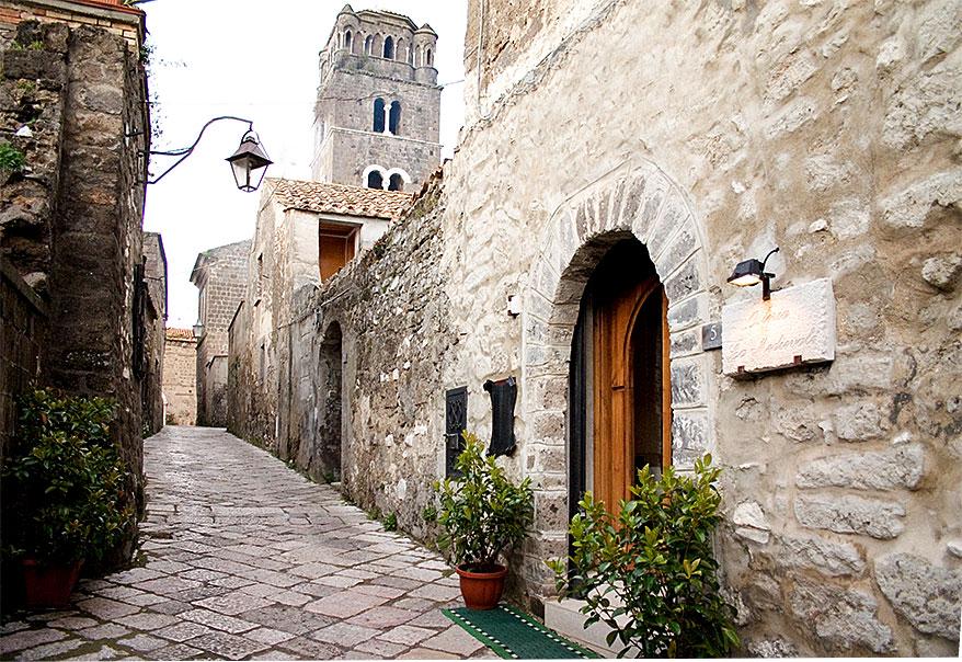 Osteria La Medioevale Casertavecchia  Caserta