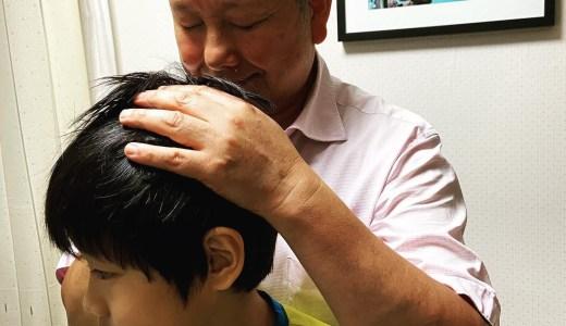 ウェスト症候群(てんかん発作)を持つあるお子様への施術例