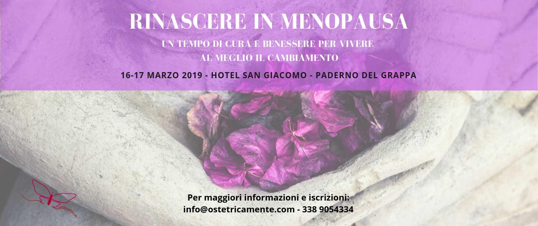 rinascere menopausa Giulia Simioni