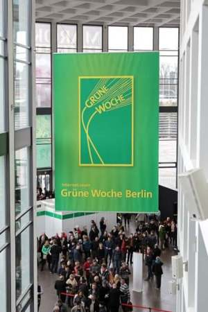 Internationale Grüne Woche in Berlin 2016