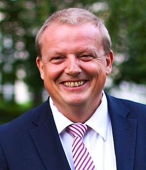 Uwe Leuschner. Senior Vice President Eurasia, DB Cargo AG. CEO DB Cargo Russia.