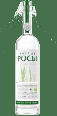 """""""Organischer"""" Wodka des Bio-Labels """"Tschistyje Rossi"""" / www.lvzsaransk.ru"""