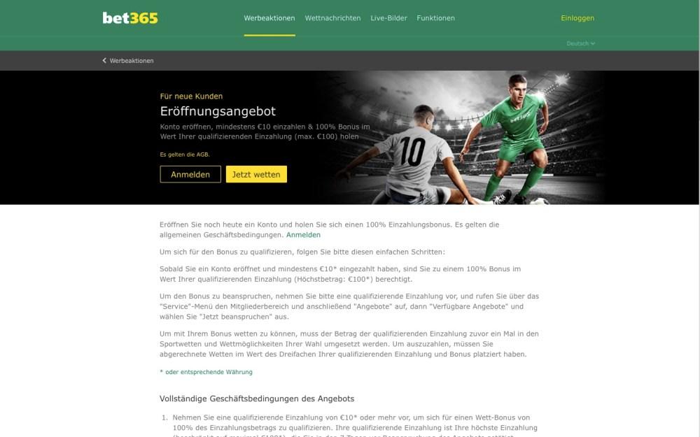 medium resolution of bet365 erfahrungen sportwetten im test 2019 ostfussball com bet365 bonus bonus ohne