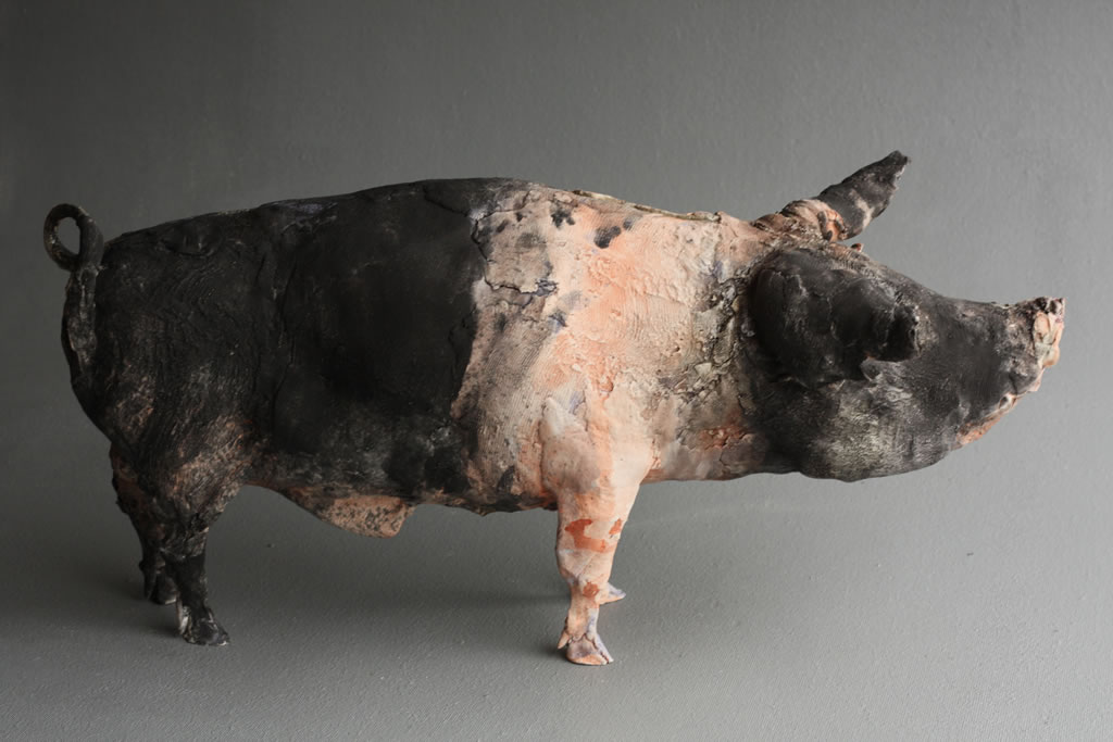 Ostinelli And Priest PortfolioGallery Ceramic Animal