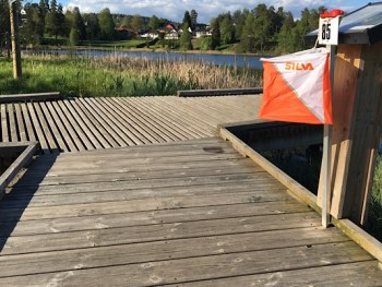 Permalink to: Orienteringskarusell i Rådhusparken i Lørenskog