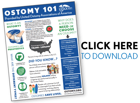 what is an ostomy