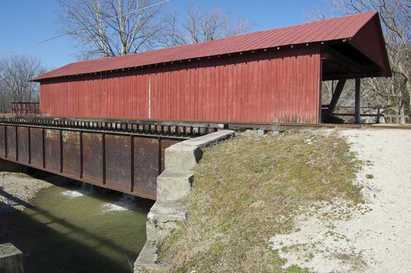 Duck Creek Aqueduct, Metamora IN