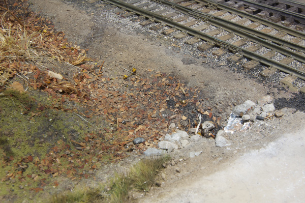 "A ""mundane"" drainage ditch on the I&W"