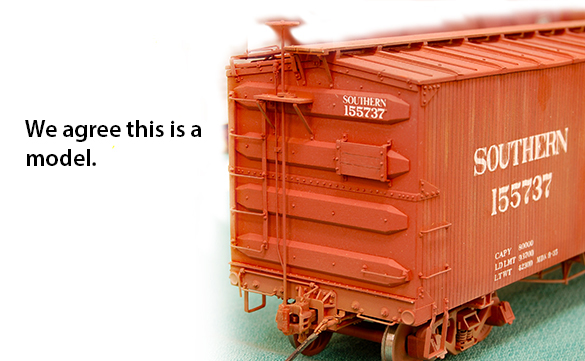 Boxcar with Hutchins end