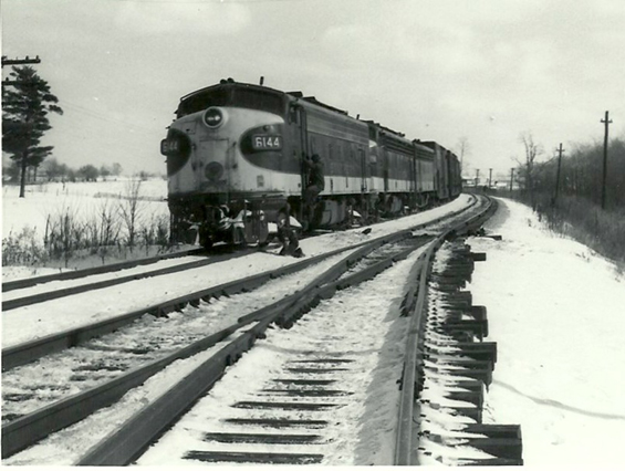Southern F units in the 1970s