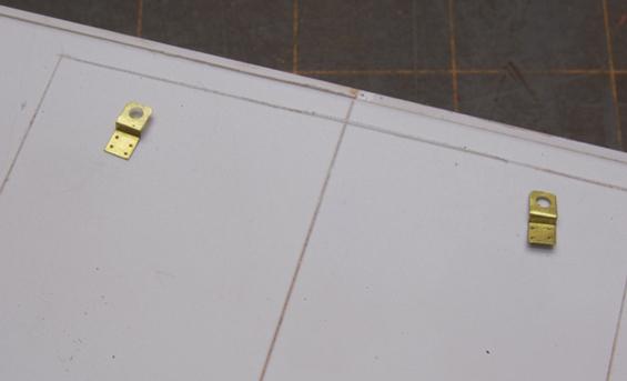 Simple door details