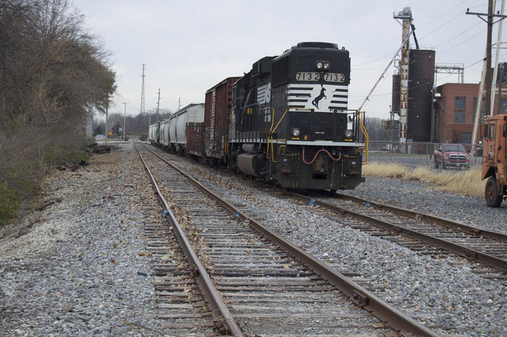 L84 near Beldon Industries Richmond, IN