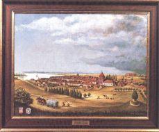 WIELKI POŻAR W OSTRÓDZIE W 1788 ROKU