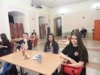 Uczniowie z kl. I LW