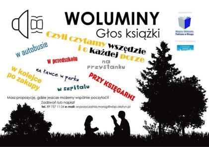 Plakat Woluminy