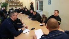 OSTRÓDA: WSPÓLNE SŁUŻBY OSTRÓDZKICH POLICJANTÓW I SŁUCHACZY Z WSPOL-U