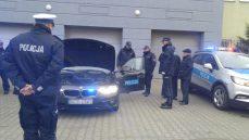 DO LOKALNEJ POLICJI RÓWNIEŻ TRAFIŁO NOWE BMW I NIE TYLKO