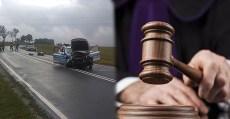 ''ZAWIASY'' DLA POLICJANTA, KTÓRY WJECHAŁ RADIOWOZEM W MOTOCYKLISTÓW