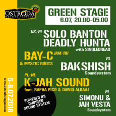 REGGAE DAY NA GREEN STAGE ORF