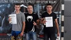 DWA BRĄZOWE MEDALE PRZED WAKACJAMI DLA MMA TEAM OSTRÓDA