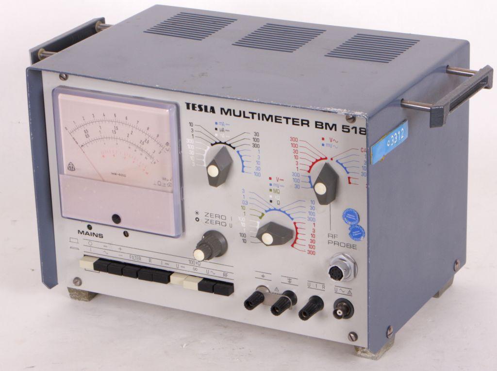 Pic Freq Meter Voltmeter