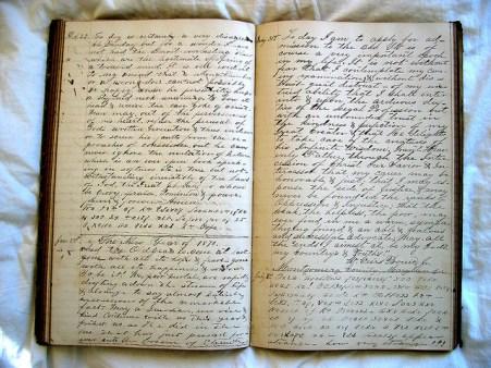православие в дневниках